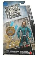 "2017 DC Justice league Battle Armor Aquaman 6"" Action Figure Mattel"