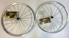 Ruote bici corsa in alluminio Mavic Ksyrium Equipe 10 s road bike wheels set