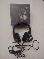 Onikuma K5 Pro Gaming Headset Mic Headphones Stereo Surround 3.5mm