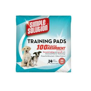 Puppy Training Pads | Dog House Indoor Toilet Trainer | Quality Floor Pee Mats