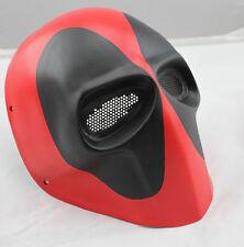 CS Gun Paintball Mask Full Face Protection Skull Mask Prop Halloween N00421
