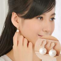 agiter hook boucle d'oreille 10 des perles naturelles boucles d'oreilles