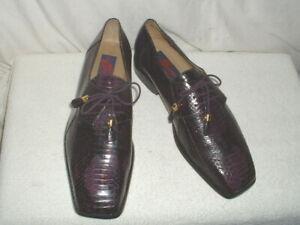 mens purple dress shoes for sale