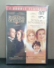 The Remains of the Day / Sense & Sensibility   (DVD)     BRAND NEW