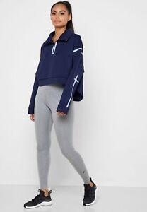 Women's Nike Tech Pack City Ready 1/4 Zip Fleece Training Pullover BV4061-498