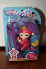 WowWee FINGERLINGS new BELLA PINK Interactive Baby MONKEY 2017 with RECEIPT