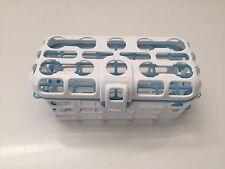 Munchkin Baby Dishwasher Basket Clean Sterilizing Baby Bottle Cups Nipples Spoon