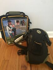 Jeep Kolkraft 2-IN-1 Baby Carrier Secure Fit 8 to 26 Pounds. Barley used