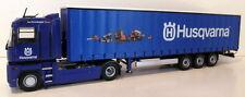 Universal Hobbies 1/50 Scale UH5681 Renault Magnum Truck Husqvarna Diecast Truck