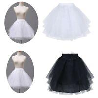 Flowers Girls Dresses Tutu Petticoat Crinoline Kids Rockabilly Tulle Underskirts