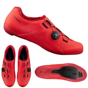 Shimano SH RC300 Road Cycling Shoe SPD-SL Glass Fiber Reinforced Nylon Bottom