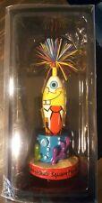 SpongeBob Squarepants Pen Kooky Klickers Collectible Authenthic Key Belt Clip Go