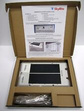SkyBitz Falcon GXT5000 Solar Powered 3G/4G GPS Asset Management Tracking Device