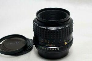 SMC Pentax-A 50mm f2.8 Macro Lens *Excellent*