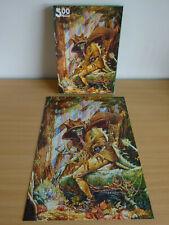 RARE The Forest Of Doom Fighting Fantasy Jigsaw Vintage Games Workshop *READ*