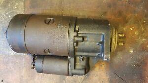 VW Type 2 Type 3 automatic starter motor