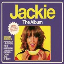 Various Artists : Jackie: The Album CD (2007)