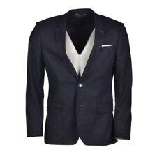 HUGO BOSS Wool Blend Regular Size Coats & Jackets for Men