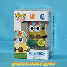 Despicable Me 2 - Hula Minion Glow Pop! + POP PROTECTOR (2015 NYCC Exclusive)