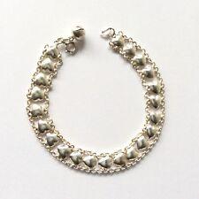 Heart Bracelet Sterling Silver