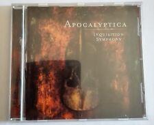 Cd Apocalyptica Inquisition Symphony Non Sigillato Collez pers