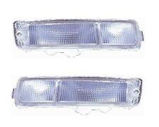 für Mitsubishi L200 1996-2006 Vorder Indikator Kristall klare 1 Paar links