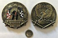 Donald Trump 2020 Keep America Great Gold Challenge Coin 45th #2  (Biden Harris)