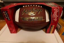 Rawlings Football Official Edge Ultimate Grip