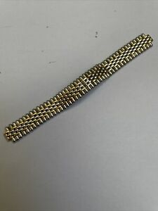 Cartier Must De 21 Bracelet Gold/ Steel 15mm