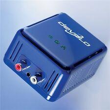 NEU: Devolo Microlink dLAN Audio Extender 1196, HomePlug Erweiterung, Adapter