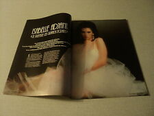 A032 ISABELLE ADJANI 1983' FRENCH CLIPPING