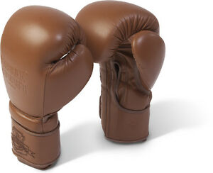 Paffen Sport Retro Boxhandschuhe Traditional für das Training Sparring 10-16Oz,