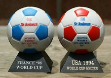 Old St. Andrews Scotch Whisky Soccer Ball FRANCE '98 WORLD CUP USA 1994