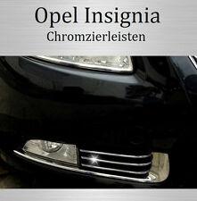 Opel Insignia - 3M Chrom Zierleisten Chromleisten Nebelscheinwerfer NSW