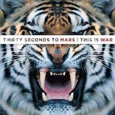 30 SECONDS TO MARS - THIS IS WAR 2 VINYL LP + CD PROGRESSIVE ROCK NEU
