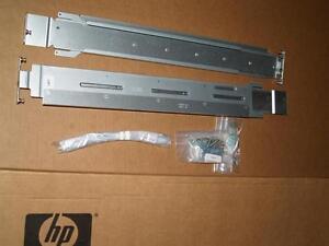 FHDW13-03 FHDW013-02 FHDW013-01 HP 2U Sliding Rack Rail Kit for VLS9000 MSA2000