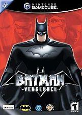 Batman: Vengeance (Nintendo GameCube, 2001) Factory New and Sealed