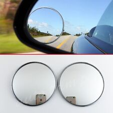 2PCS Car Truck Rear View Side Blind Spot Mirror Auxiliary Back Mirror Accessory