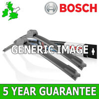 "Bosch Aerotwin Front Wiper Blades Set 600/575mm 24/23"" 3397118955 A955S"