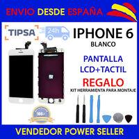PANTALLA PARA IPHONE 6 LCD + TACTIL BLANCO TOUCH DISPLAY AAA+ BLANCA