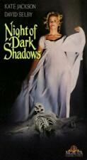 Night of Dark Shadows (Vhs, 1994)
