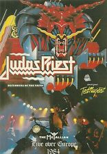 RARE / CARTE POSTALE - JUDAS PRIEST / POSTCARD - COMME NEUF - LIKE NEW