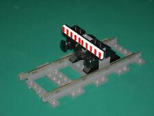 LEGO-Eisenbahn (#4512) Prellbock mit 9V Schiene !