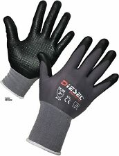 6 PACK Diesel D'LUXE Glove Ultra-Lightweight breathable Dotted palms