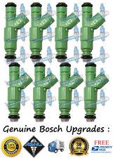 Bosch Upgrade 4 Hole 8x Fuel Injectors F150 F250 F330 Navigator Expedition 5.4L