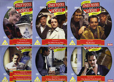 ONLY FOOLS & HORSES - COMPLETE SERIES 1 ~ 6 DISCS -SUN PROMO DVD
