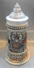 fine German brewer occupational beer stein