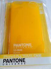 Pantone uviverse Iphone 6 Estuche de Viaje Amarillo Nuevo Bonito Amarillo