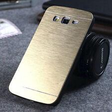 Custodia Cover Alluminio Oro Oro Samsung Galaxy Core Prime G360