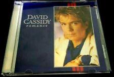 DAVID CASSIDY  - Romance CD - Arista
